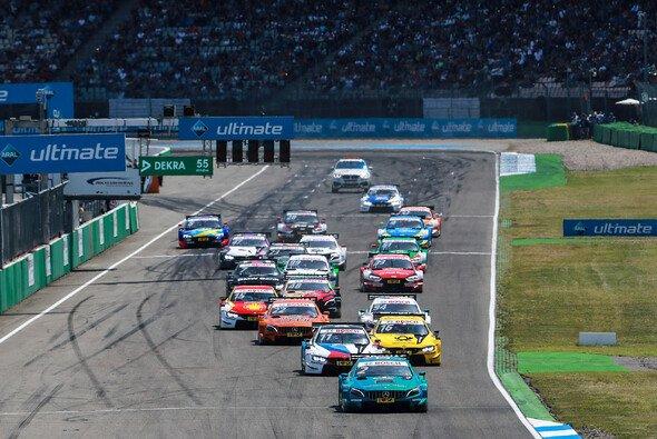 Audi konnte beim 1. DTM-Rennen der Saison kaum mithalten - Foto: DTM