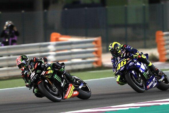 Rossi soll gegen eine Factory-Yamaha für Zarco ein Veto eingelegt haben - Foto: LAT Images