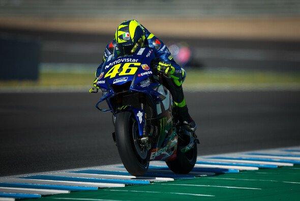 Valentino Rossi verpasste in Jerez einen Podestplatz - Foto: Tobias Linke