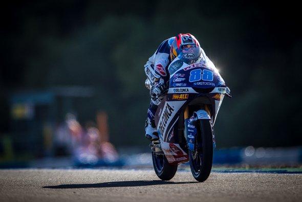 Jorge Martin holt sich die Pole bei der Moto3 in Le Mans - Foto: gp-photo.de/Ronny Lekl