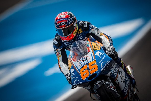 Philipp Öttl holt seinen ersten Moto3-Sieg - Foto: gp-photo.de/Ronny Lekl
