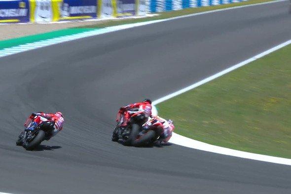 Foto: MotoGP/Screenshot