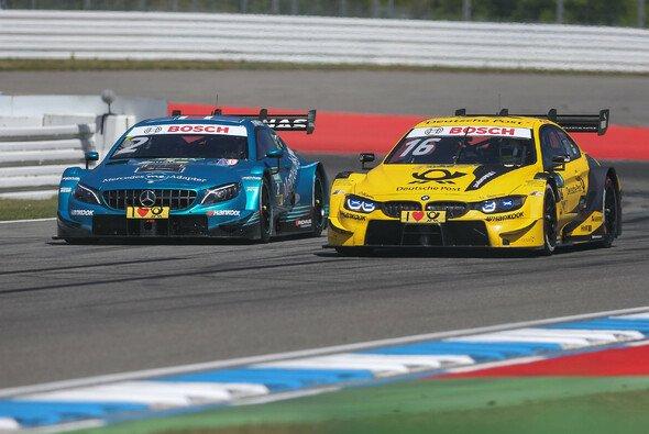 Timo Glock und Gary Paffett kämpfen aktuell um die Meisterschaftsführung - Foto: DTM