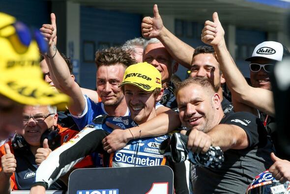 Philipp Öttl steigt in die Moto2 auf, wird ab 2019 für Tech 3 auf KTM fahren - Foto: Schedl GP