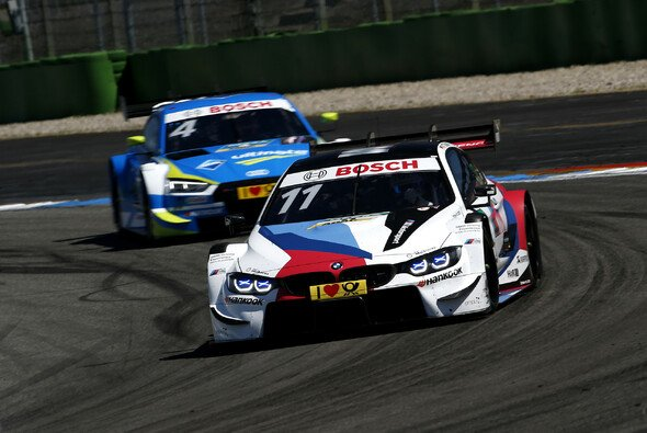Sieg für Marco Wittmann bei der DTM in Budapest - Foto: LAT Images