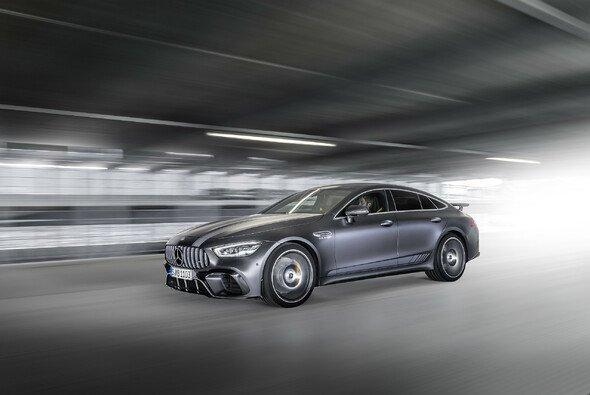 Die Edition 1 des Mercedes-AMG GT 63S ist nur 12 Monate lang erhältlich - Foto: Daimler