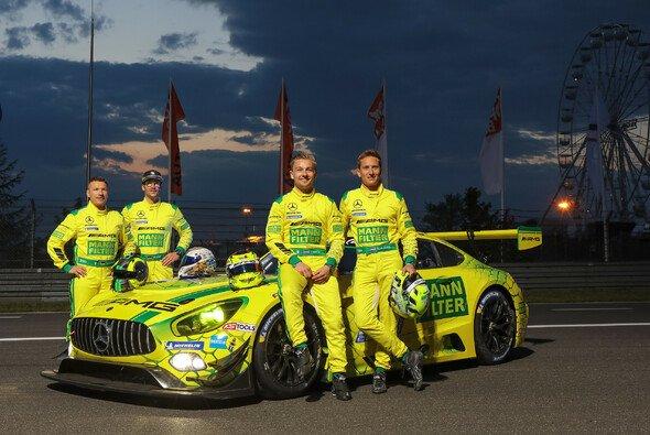 Maximilian Götz startet für das Mercedes-AMG Team MANN-FILTER - Foto: Gruppe C Photography