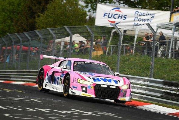 Zum ersten Mal nahm die Berliner Traditionsmannschaft am ADAC Zurich 24h Rennen auf der Nürburgring-Nordschleife teil - Foto: Gruppe C Photography