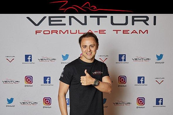 Felipe Massa startet künftig für Venturi in der Formel E - Foto: Venturi