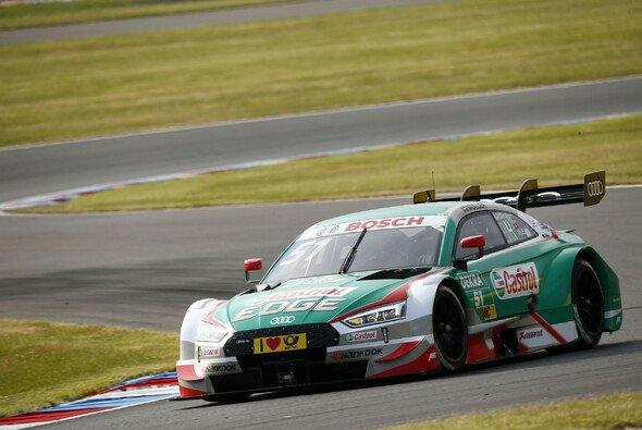 Nico Müller setzte im dritten Training auf dem Lausitzring die Bestzeit - Foto: DTM