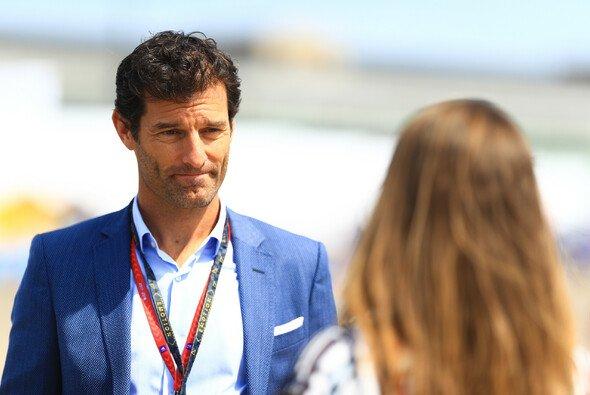 Mark Webber rührte in Berlin schon mal die Werbetrommel für Porsche - Foto: LAT Images