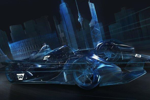 SAP wird Partner des neuen Mercedes-Teams in der Formel E - Foto: Mercedes