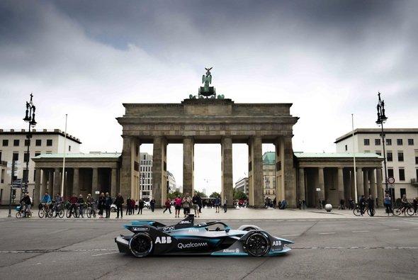 Die Formel E setzt sich stark für eine bessere Umwelt ein - Foto: FIA Formula E