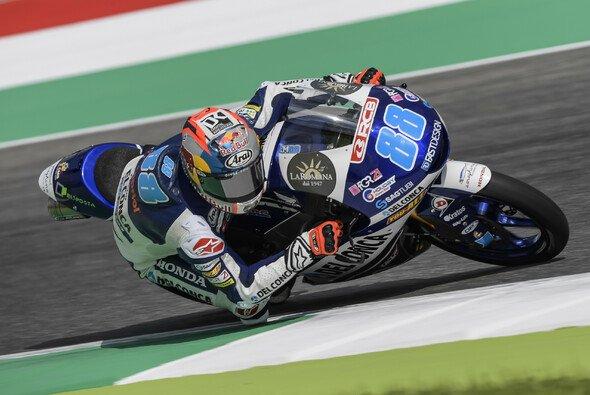 Jorge Martin fuhr zum Moto3-Sieg in Mugello - Foto: Del Conca Gresini