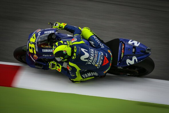 Valentino Rossi holt die Pole Position in Mugello - Foto: Tobias Linke