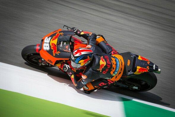 Bradley Smiths Tage in der MotoGP könnten mit Saisonende gezählt sein - Foto: Tobias Linke