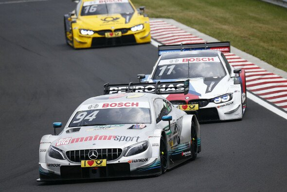 Pascal Wehrlein ist Achter in der DTM-Meisterschaft 2018 - Foto: DTM