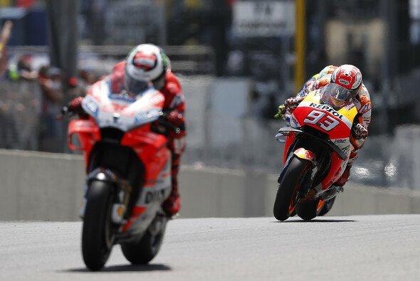 Lorenzo und Marquez bilden das neue MotoGP-Dreamteam - Foto: Repsol