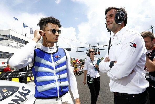Schafft es Pascal Wehrlein doch wieder zurück in die Formel 1? - Foto: DTM