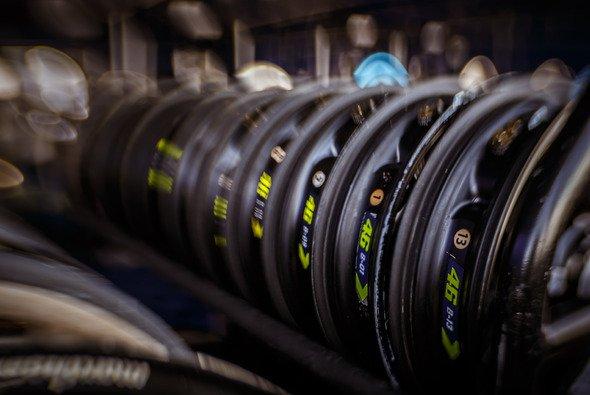 Michelin-Reifen in der MotoGP: Bis 2026 fix. - Foto: Ronny Lekl