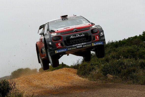 Mads Östberg wird die restlichen WRC-Events der Saison mit Citroen bestreiten - Foto: LAT Images