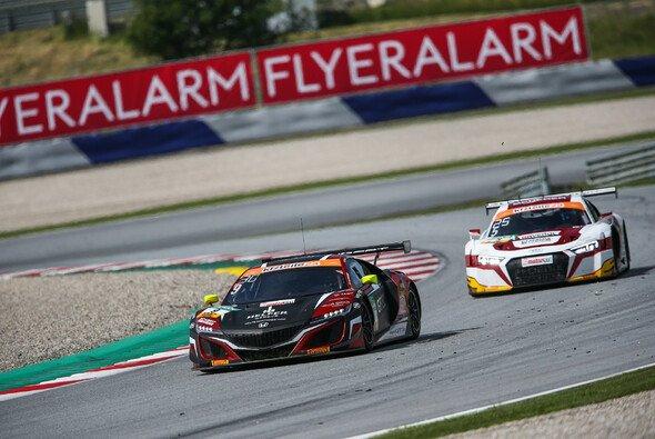 Das Honda Team Schubert Motorsport startet in die zweite Saisonhälfte - Foto: ADAC GT Masters