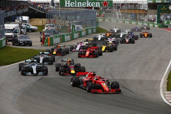 Der Kanada GP in Montreal sorgt für etwas andere TV-Zeiten als üblich - Foto: LAT Images