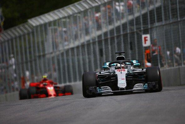 Mercedes reist mit mehr Soft-Reifen im Gepäck nach Kanada als Ferrari - Foto: LAT Images