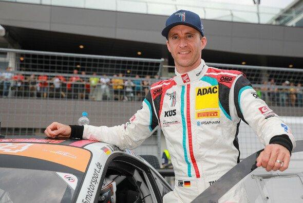 Erfolgreich als Teambesitzer und Pilot: Timo Bernhard - Foto: ADAC GT Masters