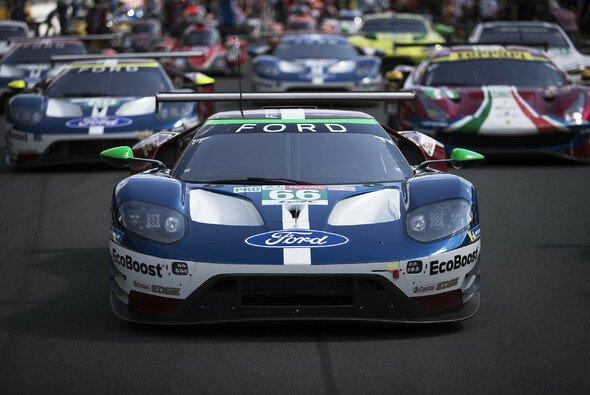 Stefan Mücke ist ein Le Mans-Experte - Foto: Ford Chip Ganassi Team UK