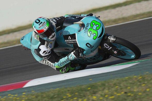 Bastianini siegt beim Moto3-Rennen in Barcelona - Foto: Leopard Racing