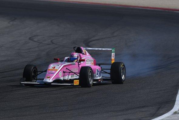Ein Top-10-Platz für Niklas Krütten bei der F4 Italian Championship in Misano - Foto: Manuela Nicoletti / FotoFormulaK.com