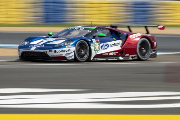 Foto: Ford Chip Ganassi Team UK
