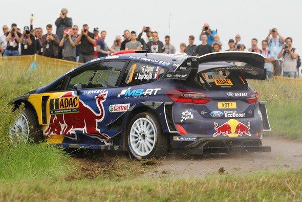 Damit die WRC-Stars für spektakuläre Action sorgen können, sind umfassende Planungen notwendig - Foto: ADAC