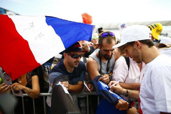 Frankreich wird in der Formel 1 wieder zu einer echten Größe - Foto: LAT Images