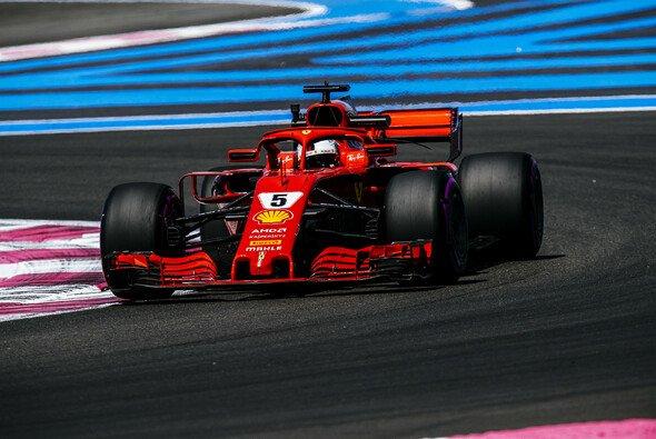 Sebastian Vettel wollte im Qualifying zu viel - Foto: Ferrari