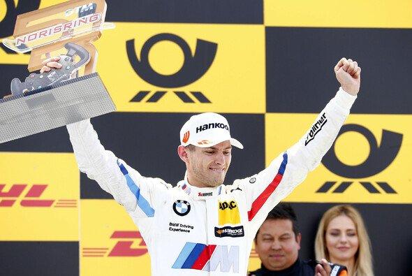 Heimsieg für BMW-Pilot Marco Wittmann am Norisring - Foto: DTM