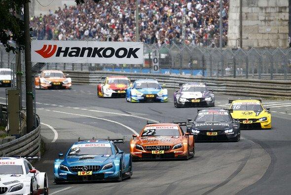 Gary Paffett verpasst am Sonntag die Punkte auf dem Norisring - Foto: DTM