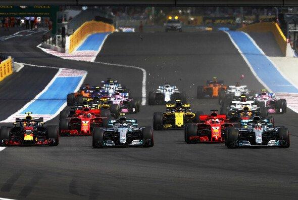 Das Formel-1-Rennen in Frankreich findet zum gewohnten Europa-Zeitplan statt - Foto: LAT Images