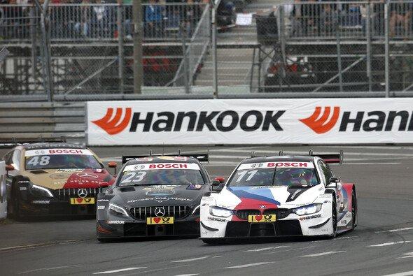 Die DTM gastiert zum vierten Saisonlauf auf dem Nürnberger Norisring - Foto: LAT Images