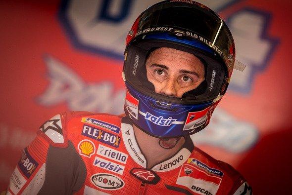 Wie lange trägt Andrea Dovizioso noch Rot? - Foto: gp-photo.de/Ronny Lekl