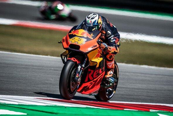 Pol Espargaro feiert in Misano seine Rückkehr in die MotoGP - Foto: KTM