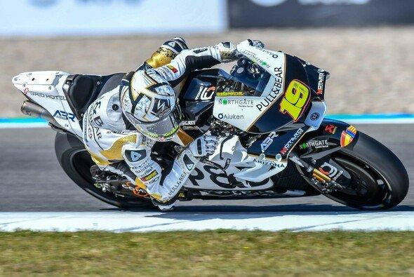 Alvaro Bautista wollte in der MotoGP bleiben, doch es gab kein Motorrad für ihn - Foto: Angel Nieto Team