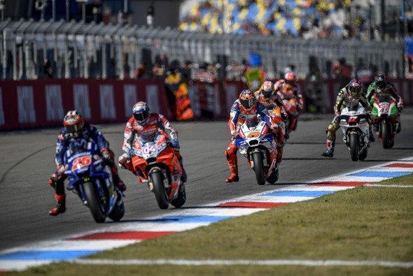 Das MotoGP-Qualifying wirkte in der Schlussphase wie ein Rennen - Foto: Pramac