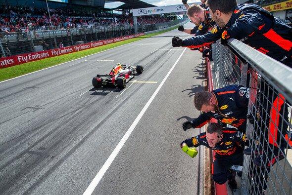 Max Verstappen siegt in Österreich: 2018 für Red Bull eine Seltenheit, 2019 soll es öfter vorkommen - Foto: Red Bull