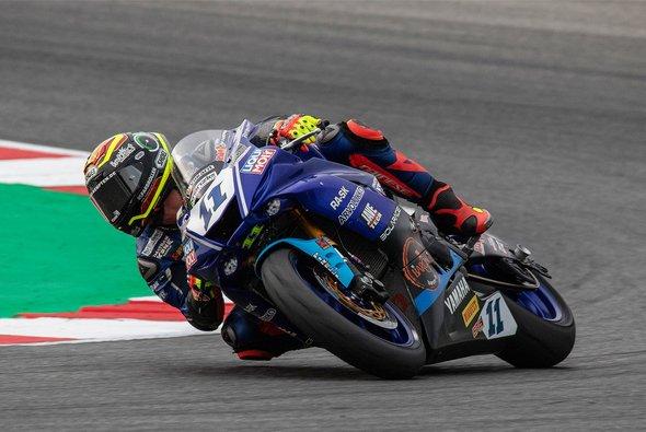 Sandro Cortese wird in Misano Dritter - Foto: Kallio Racing