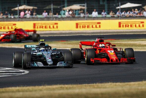 Schon in Silverstone machte der Ferrari-Motor einen starken Eindruck - Foto: LAT Images