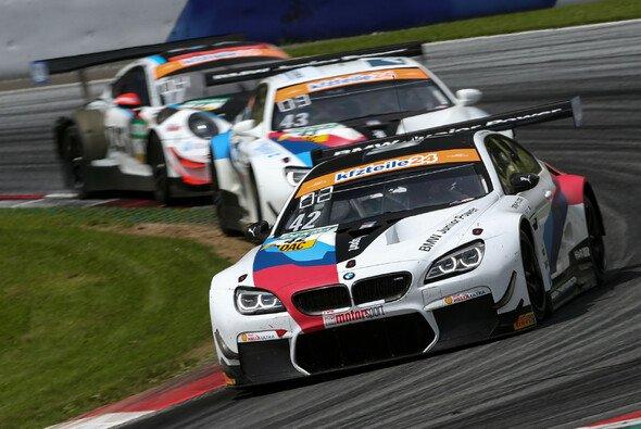 Timo Scheider startet im BMW M6 GT3 vom BMW Team Schnitzer - Foto: ADAC GT Masters