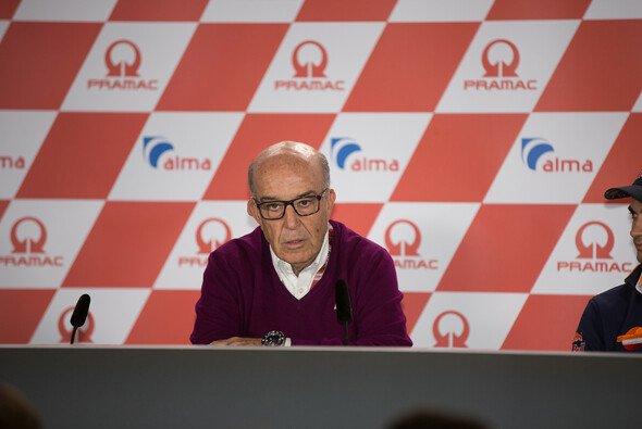 Dorna-CEO Carmelo Ezpeleta sprach über die aktuelle Lage der MotoGP-Saison 2020 - Foto: Tobias Linke