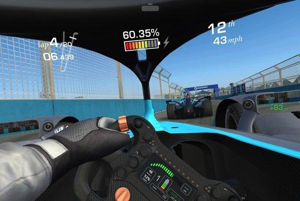 In Real Racing 3 gibt es bald den Gen2-Boliden der Formel E - Foto: Formula E